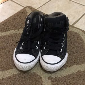 Converse CT All Star Sneakers Youth Black High Top